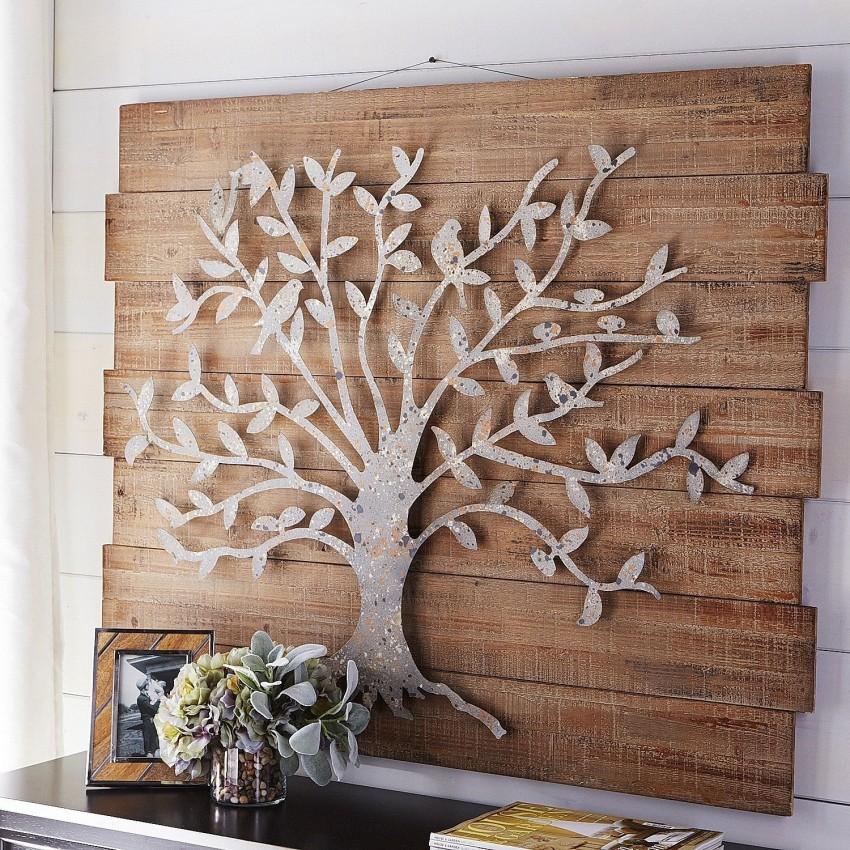 так сложилось деревянные картинки для декора принимают