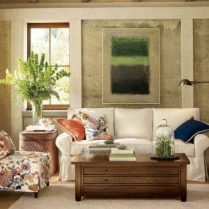 Декор гостиной своими руками — лучшие идеи и варианты оформления гостиной из подручных материалов (125 фото)