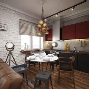 Декор кухни: идеи стильного обустройства своими руками. Варианты применения подручных материалов и советы по выбору стиля (110 фото и видео)