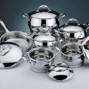 Как очистить нержавейку — средства и способы полировки и эффективной очистки нержавеющей посуды и изделий (125 фото)