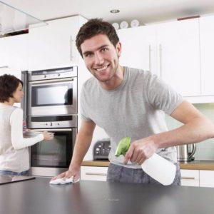 Как отмыть кухню: народные способы и современные методы для очистки различных поверхностей (105 фото)