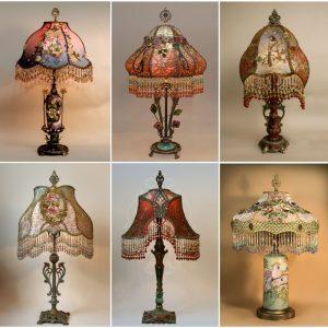 Красивый абажур своими руками: оригинальные решения и советы как украсить светильники своими руками красиво (105 фото и видео)
