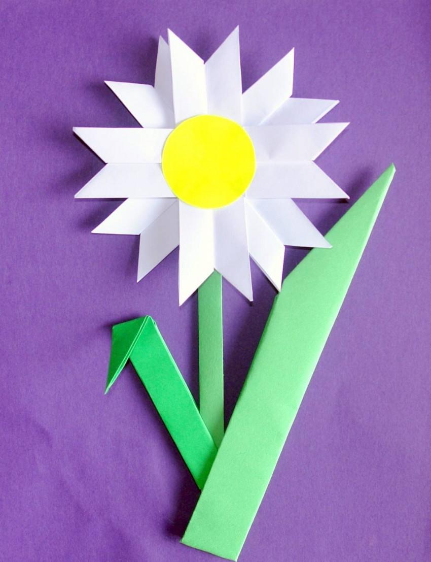 Цветок поделка открытка, прикол про