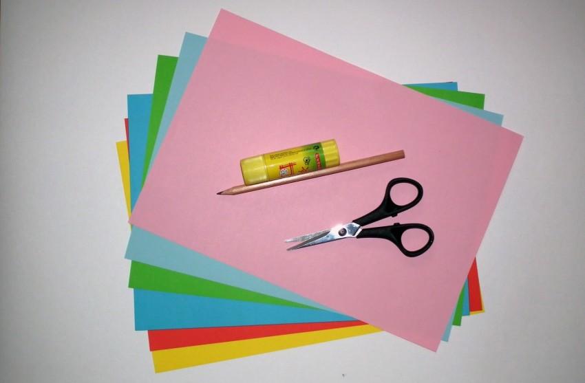 Картинки великом, открытки из бумаги и картона клей как сделать
