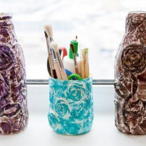 Поделки из бутылок: 95 фото лучших идей и пошаговое описание как сделать красивые украшения и игрушки