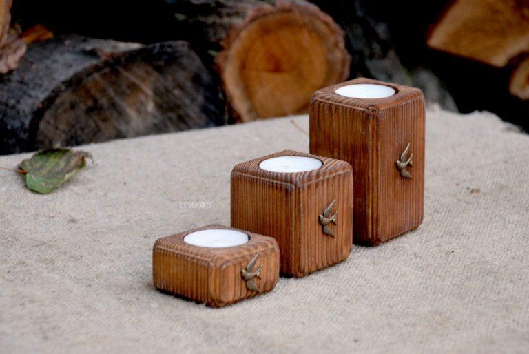 оригинальные изделия из дерева фото ваза