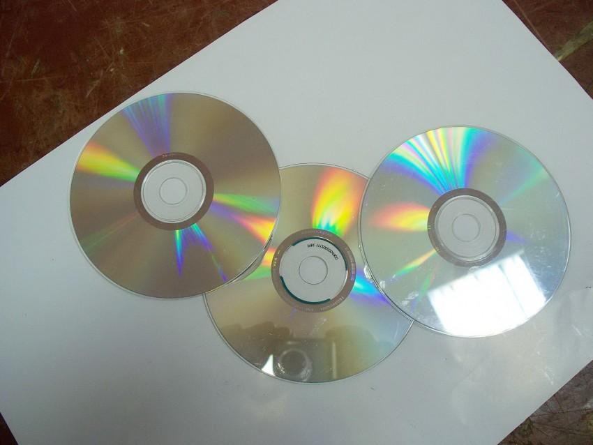 Что сделать из сд дисков своими руками