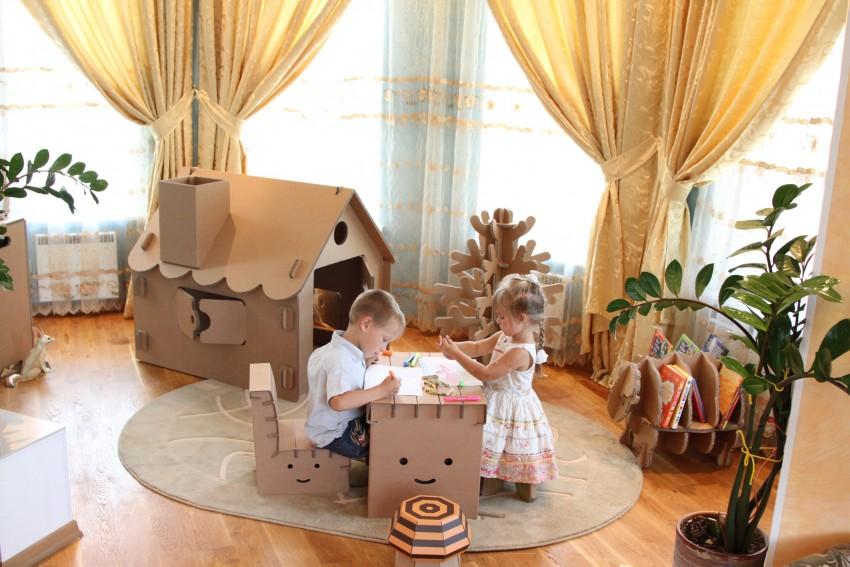 Поделки из картона - 115 фото интересных и популярных игрушек и украшений из картона