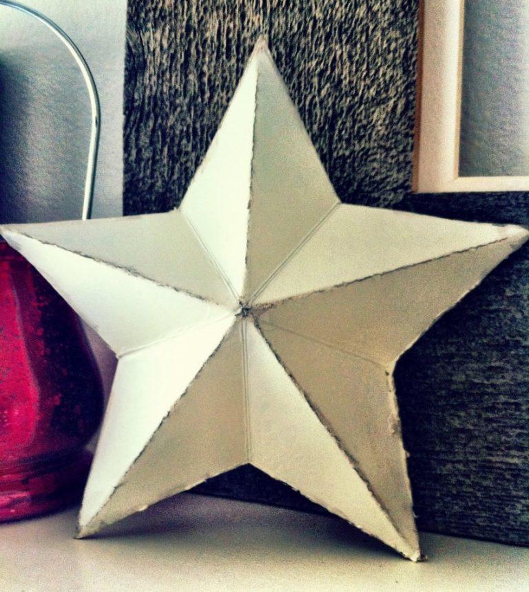 сделать шаблон фотографии со звездой