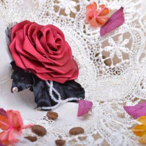 Поделки из ткани: мастер-класс изготовления красивых украшений и игрушек своими руками (80 фото)
