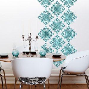 Трафареты для декора: лучшие идеи дизайна и оформления стен своими руками (135 фото и видео)