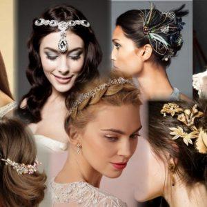 Украшения для волос — лучшие идеи создания красивой бижутерии своими руками из подручных материалов (115 фото)