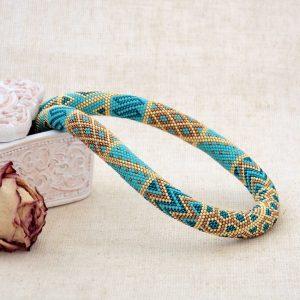 Украшения из бисера — 105 фото, схемы и видео рекомендации по плетению своими руками
