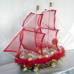 Поделка кораблик: 95 фото и видео как сделать из подручных материалов своими руками кораблик