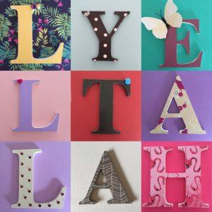 Поделка буква — мастер-класс изготовления красивых букв и цифр своими руками (видео и 115 фото)