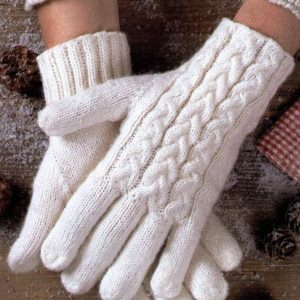 Как связать перчатки: пошаговый мастер-класс пошива крючком и спицами для начинающих (75 фото)