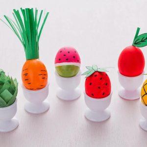 Поделки из яиц — как изготовить стильные и красивые игрушки и украшения из яичной скорлупы (85 фото)