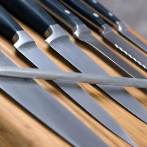 Как наточить нож: пошаговая инструкция как правильно быстро и просто остро наточить нож (110 фото)