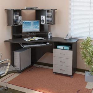 Инструкция как собрать компьютерный стол — пошаговая инструкция и особенности сборки компьютерного стола (100 фото)