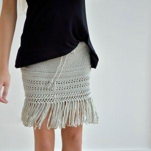 Как связать юбку спицами — лучшие модели, схемы, модные новинки и описание для начинающих как связать юбку своими руками (95 фото)