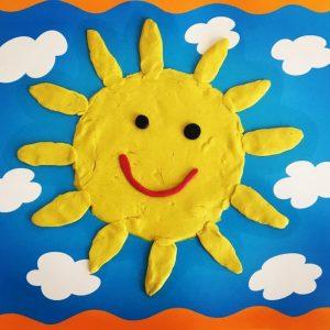 Поделка солнышко: мастер-класс как и из чего можно сделать поделку своими руками (125 фото + видео)