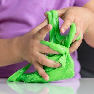 8 рецептов, как сделать лизуна в домашних условиях своими руками