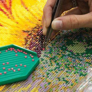 Что такое алмазная мозаика?