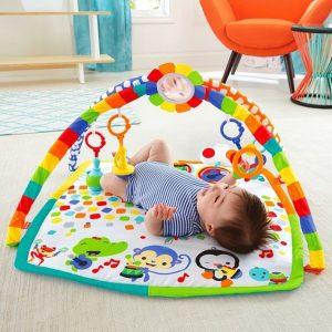 Игрушки для малыша. Что выбрать?