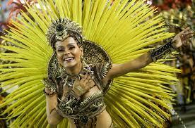 Бразильский карнавал – визитная карточка Рио!